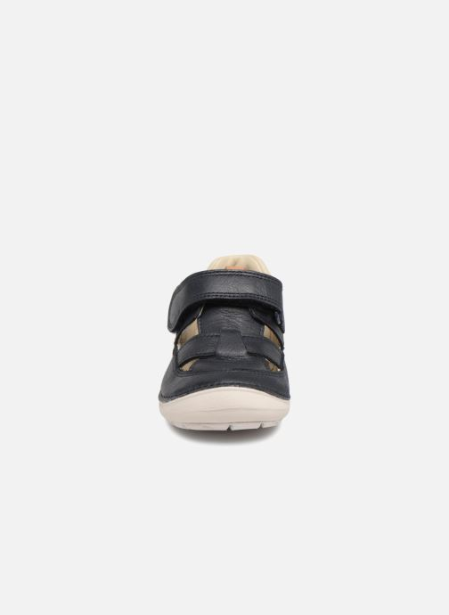 Sommersko Clarks Softly Ash Blå se skoene på