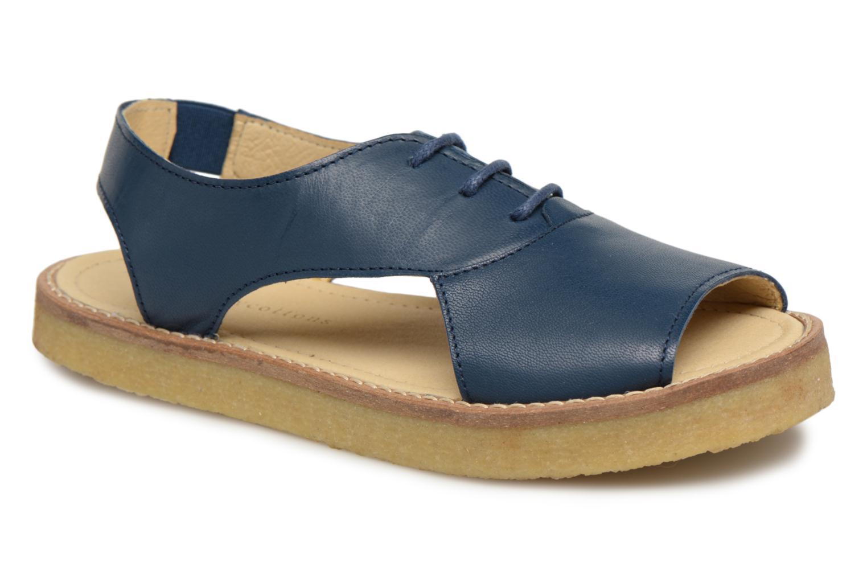 Tinycottons -Gutes Crepe lace sandals (blau) -Gutes Tinycottons Preis-Leistungs-Verhältnis, es lohnt sich,Boutique-3658 ea6fcb