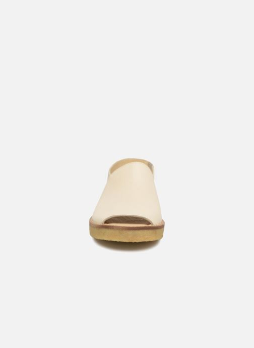 Sandalen Tinycottons Crepe solid sandals Beige model