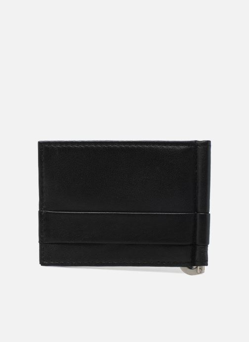 Kleine lederwaren Guess CARD CASE/BLA Zwart voorkant