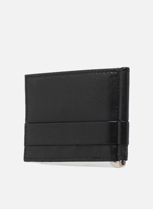 Petite Maroquinerie Guess CARD CASE/BLA Noir vue droite