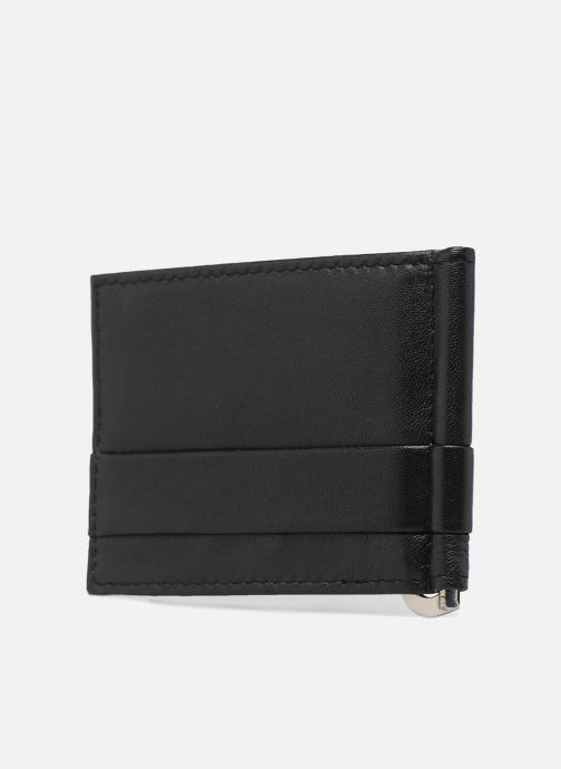 Kleine lederwaren Guess CARD CASE/BLA Zwart rechts