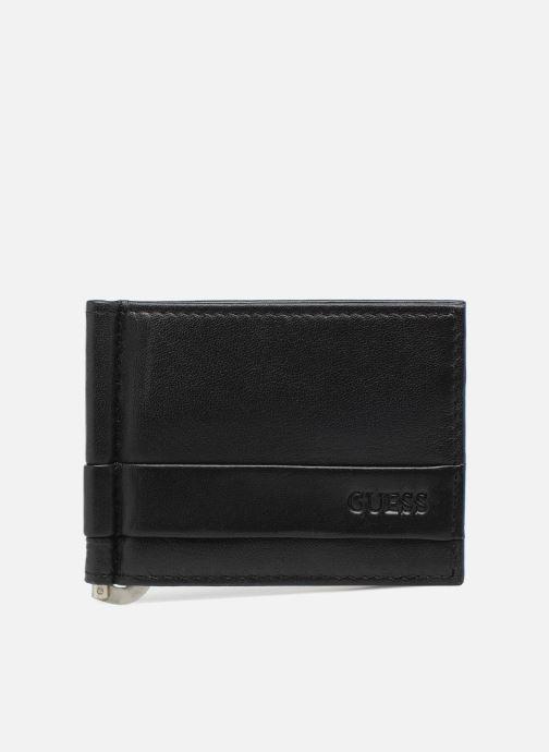 Kleine lederwaren Guess CARD CASE/BLA Zwart detail