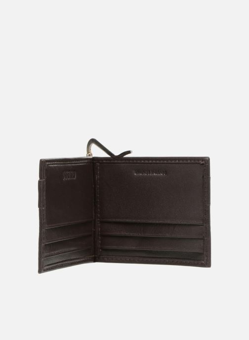 Wallets & cases Guess CARD CASE/DKB Brown back view