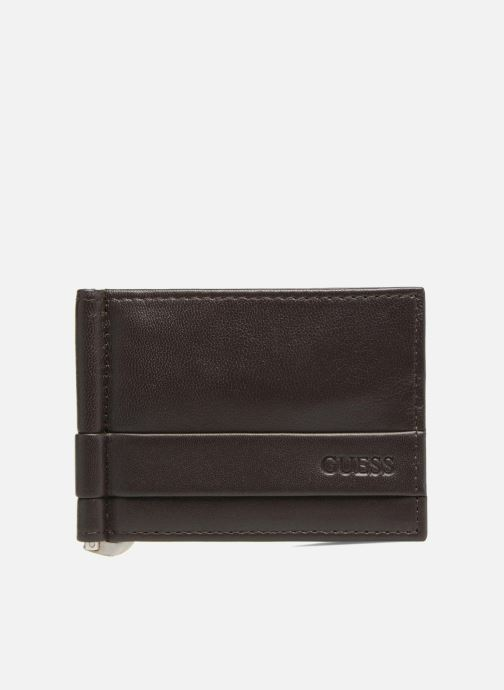 Wallets & cases Guess CARD CASE/DKB Brown detailed view/ Pair view