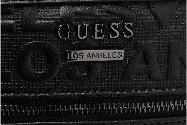 Borse uomo Guess Crossbody/HM6150POL73 Nero immagine sinistra