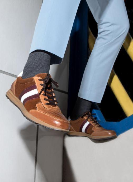 Sneakers Marvin&Co Doncaster Marrone immagine dal basso