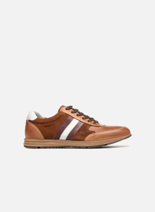 Sneakers Marvin&Co Doncaster Marrone immagine posteriore