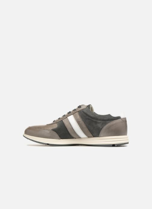 Trainers Marvin&co Doncaster Grey front view