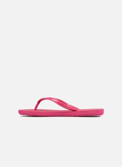 Flip flops & klipklapper Roxy Rg Viva V Pink se forfra