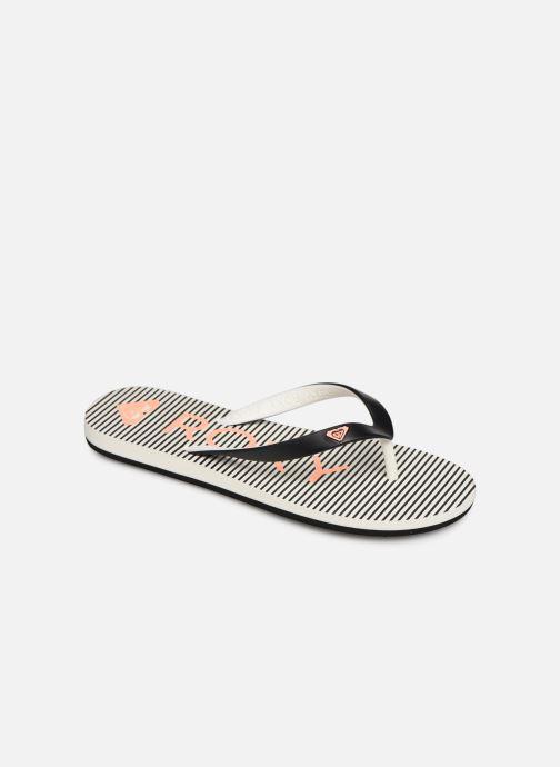 Flip flops & klipklapper Roxy Rg Thaiti VI Grå detaljeret billede af skoene