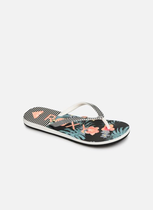 Flip flops & klipklapper Roxy Rg Pebbles VI Multi detaljeret billede af skoene