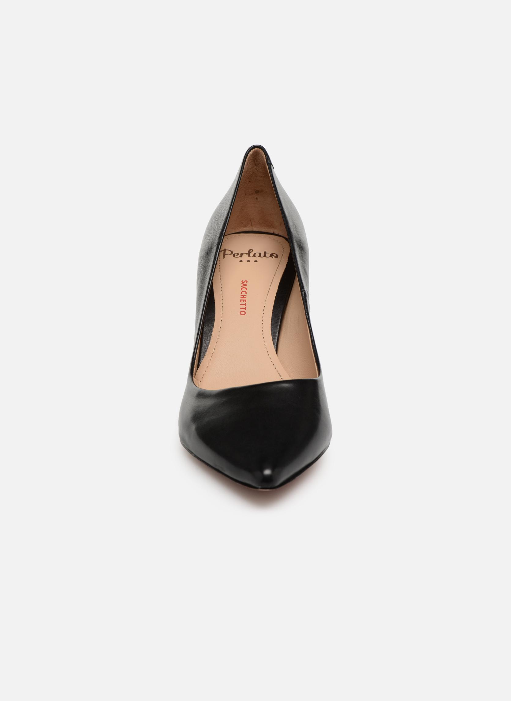 Escarpins Perlato Artémis Noir vue portées chaussures