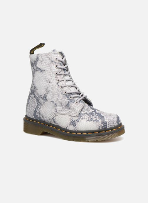 bdd860e1961 DR. Martens Pascal Snake (Grey) - Ankle boots chez Sarenza (319652)
