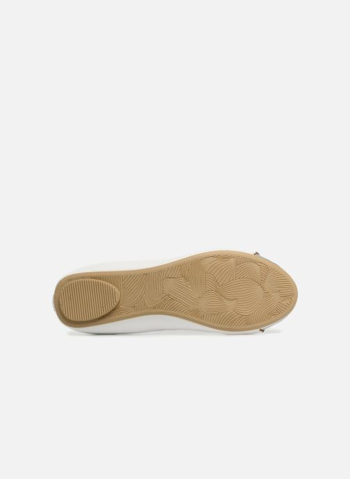 Ballerines I Love Shoes Kilina Blanc vue haut