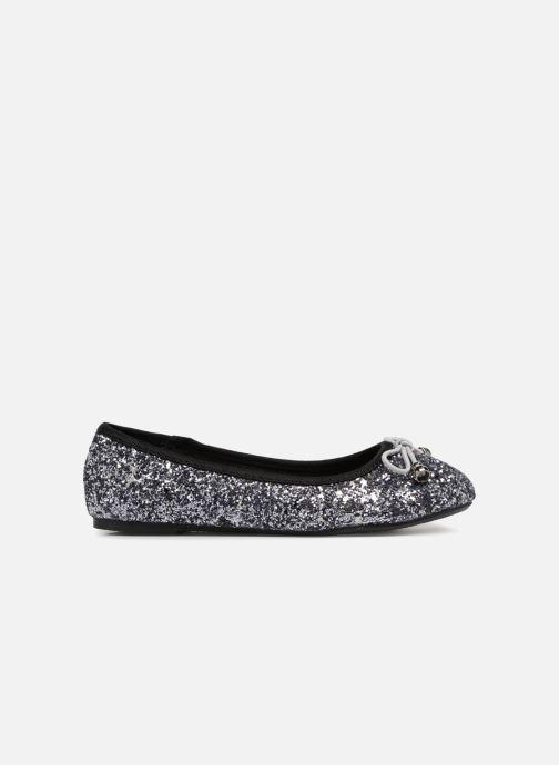 Bailarinas I Love Shoes Kibrille Plateado vistra trasera