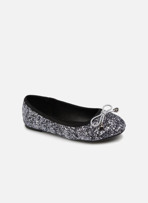 Bailarinas I Love Shoes Kibrille Plateado vista de detalle / par