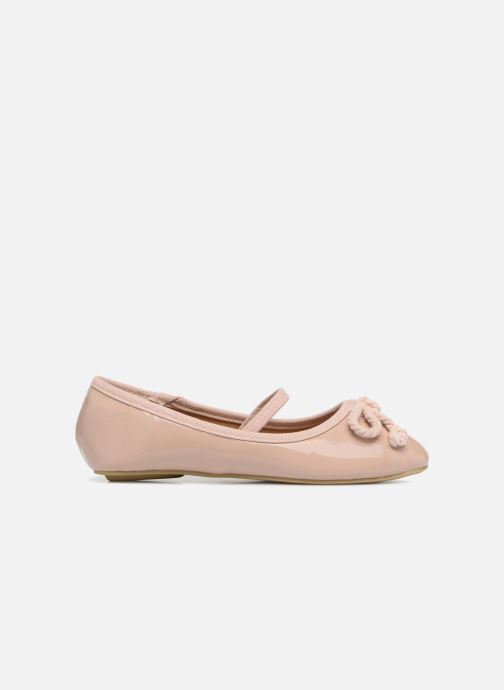 Ballet pumps I Love Shoes Kibella Beige back view