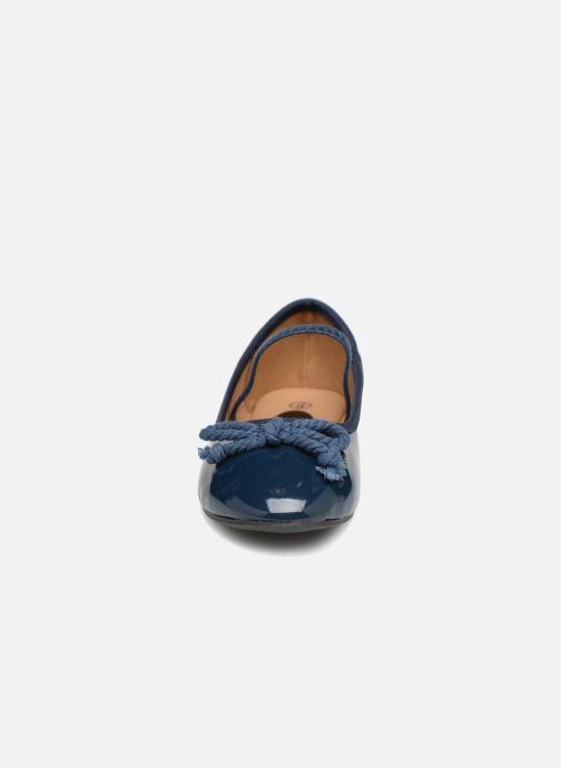 Ballet pumps I Love Shoes Kibella Blue model view