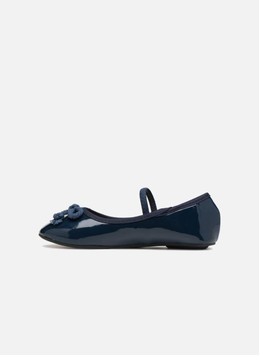 Ballet pumps I Love Shoes Kibella Blue front view