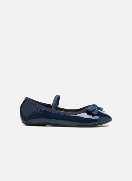 Ballet pumps I Love Shoes Kibella Blue back view