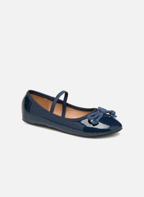 Ballet pumps I Love Shoes Kibella Blue detailed view/ Pair view