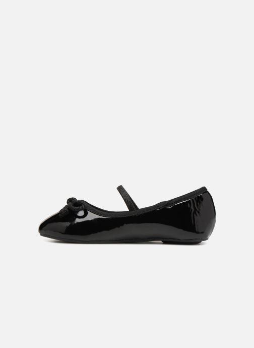 Ballerines I Love Shoes Kibella Noir vue face