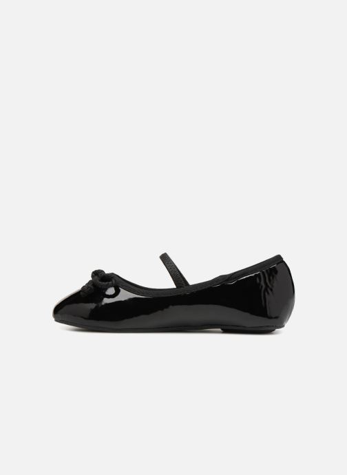Ballerines I Love Shoes Kibella Noir vue face