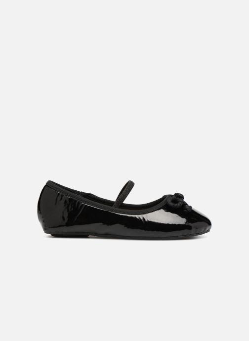 Bailarinas I Love Shoes Kibella Negro vistra trasera