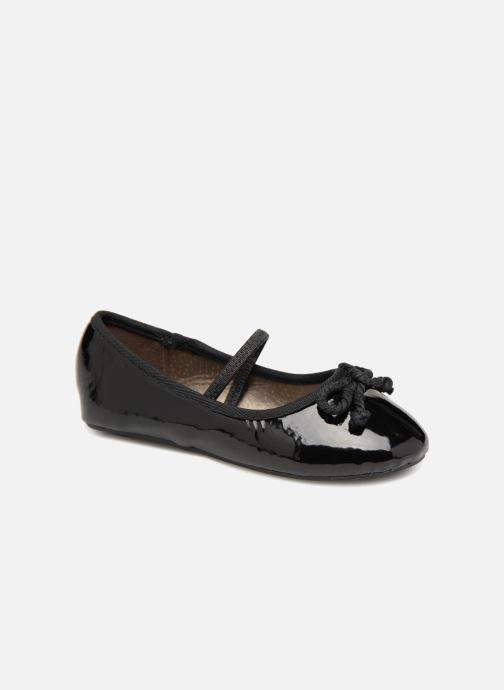 Ballerines I Love Shoes Kibella Noir vue détail/paire