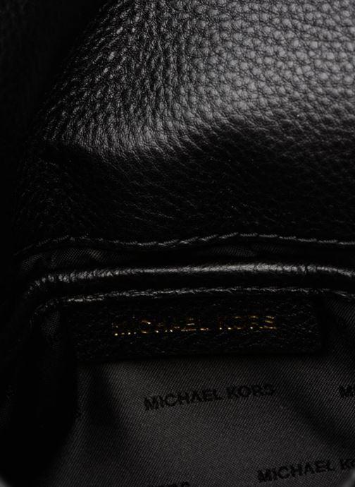 Sacs à main Michael Michael Kors HALF  DOME Noir vue derrière