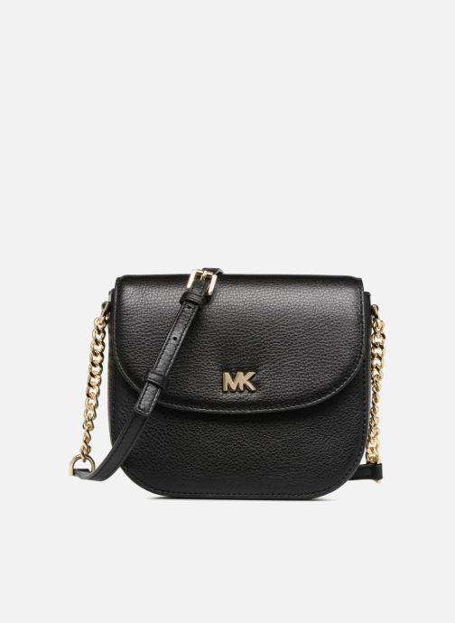 381291b0ca99f Handtaschen Michael Michael Kors HALF DOME schwarz detaillierte ansicht  modell