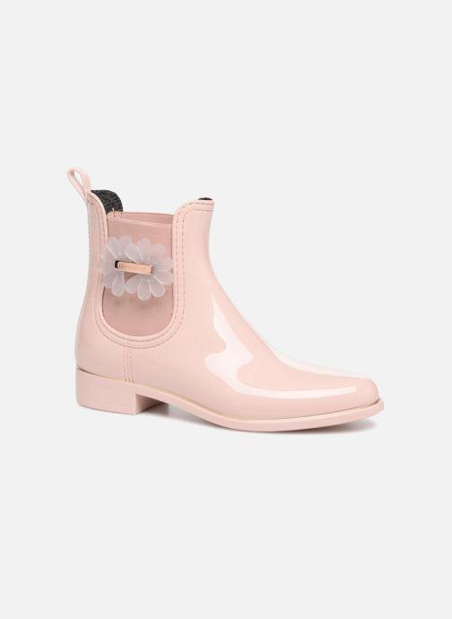 Bottines et boots Lemon Jelly Lilies 03 Rose vue détail/paire