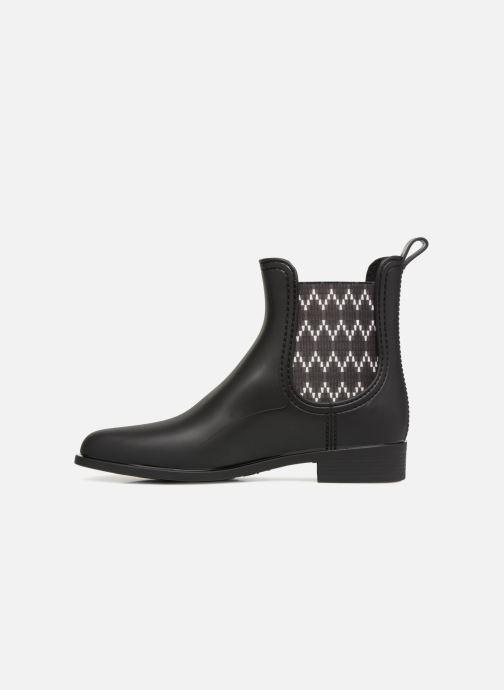 Bottines et boots Lemon Jelly Sahara 01 Noir vue face