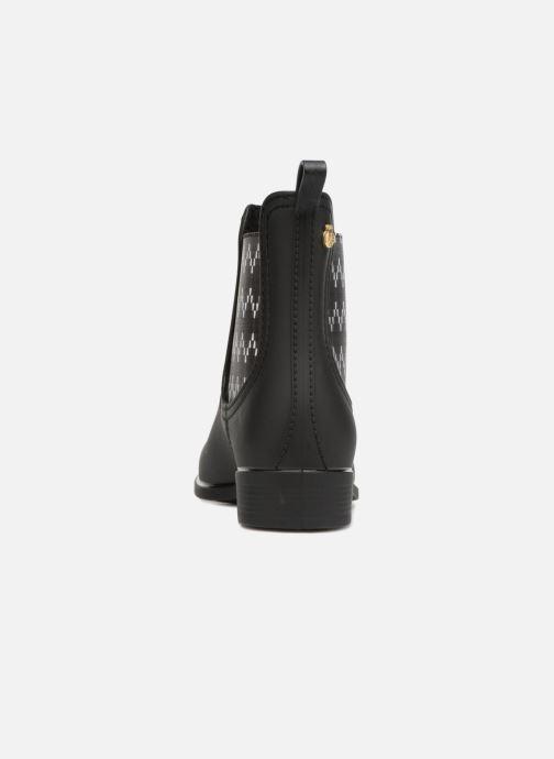 Bottines et boots Lemon Jelly Sahara 01 Noir vue droite