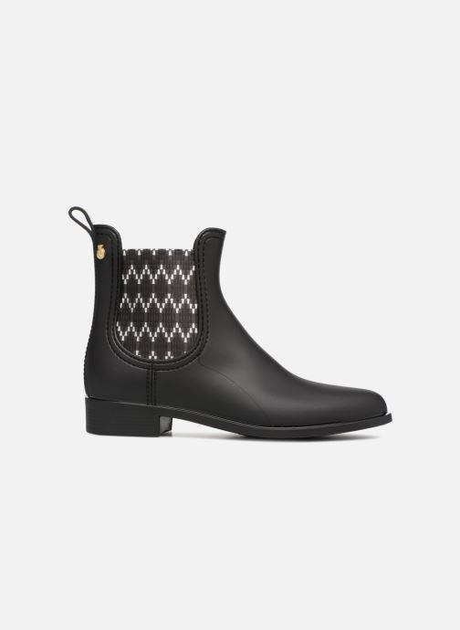 Bottines et boots Lemon Jelly Sahara 01 Noir vue derrière