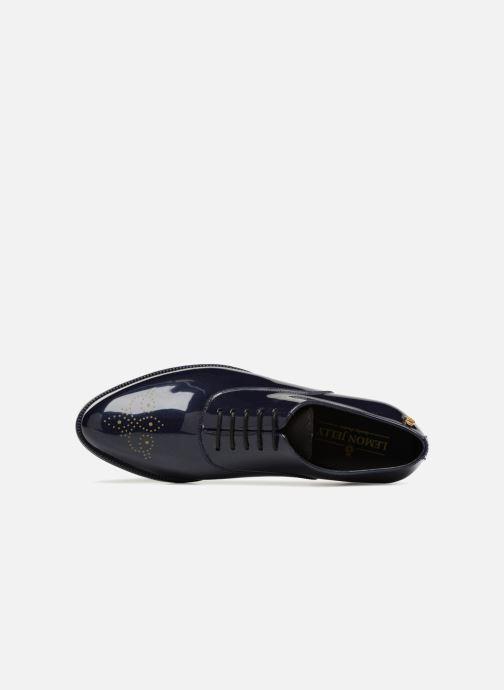Chaussures à lacets Lemon Jelly Jeny 14 Bleu vue gauche