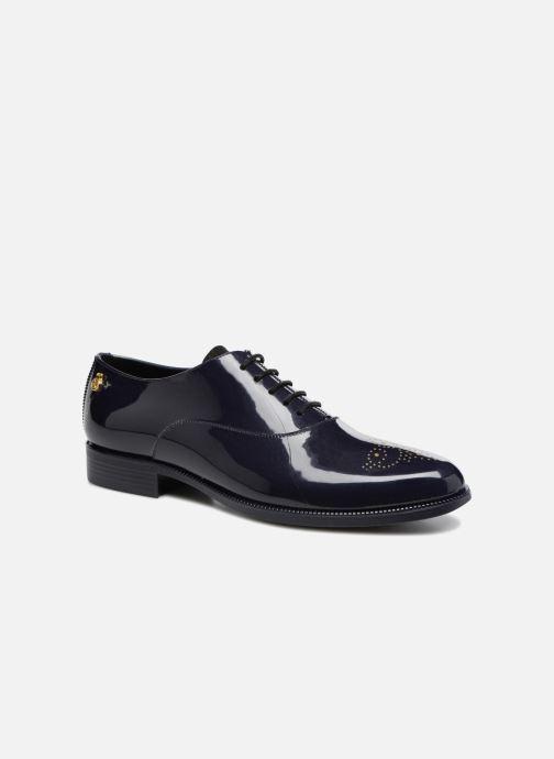 Chaussures à lacets Lemon Jelly Jeny 14 Bleu vue détail/paire