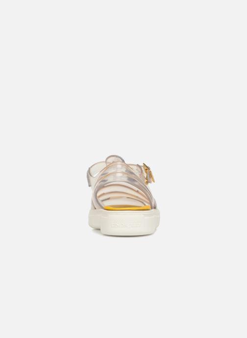 Sandales et nu-pieds Lemon Jelly Crystal 06 Incolore vue droite