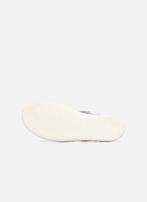 Sandales et nu-pieds Lemon Jelly Crystal 06 Incolore vue haut