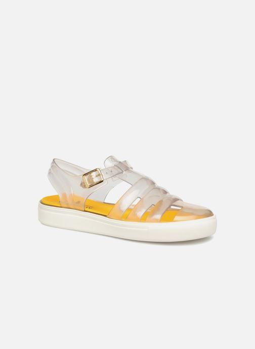 Sandales et nu-pieds Lemon Jelly Crystal 06 Incolore vue détail/paire