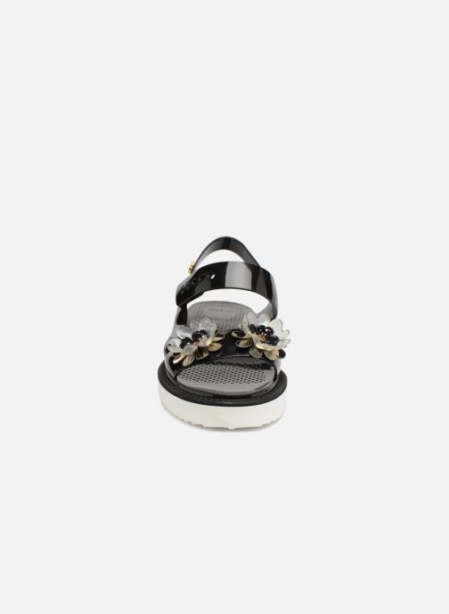 Sandalen Lemon Jelly Ginko 01 schwarz schuhe getragen