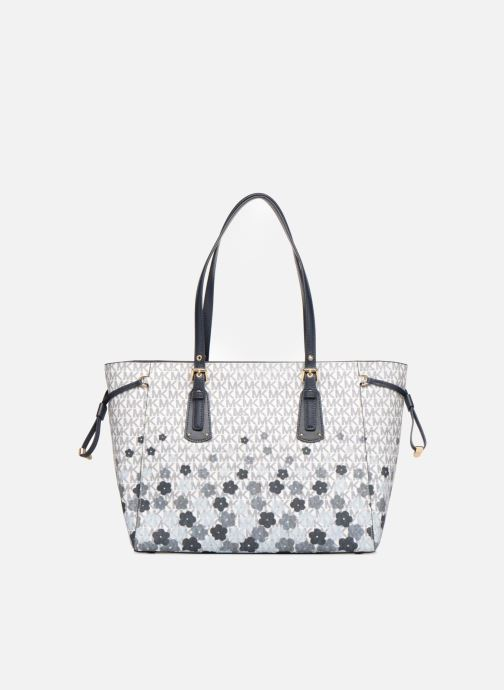 04a92b22d1eb1 Michael Michael Kors Voyager MD MF TZ Tote (White) - Handbags chez ...