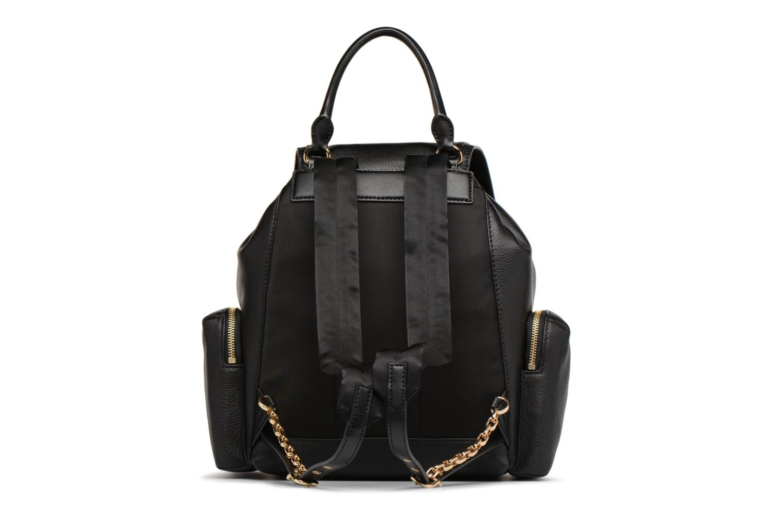 Mochilas Michael Michael Kors Beacon MD Backpack Negro vista de frente