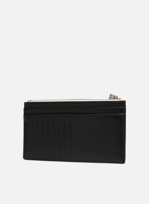Kleine lederwaren Michael Michael Kors LG Slim Cardcase Beige rechts