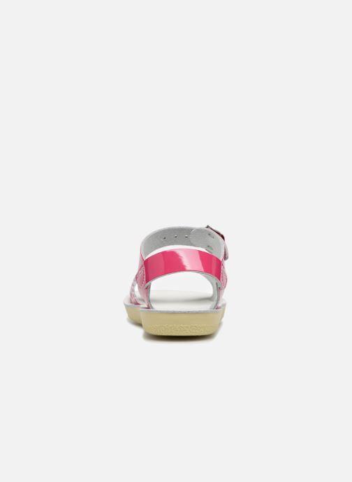 Sandalias Salt-Water Sweetheart Premium Rosa vista lateral derecha
