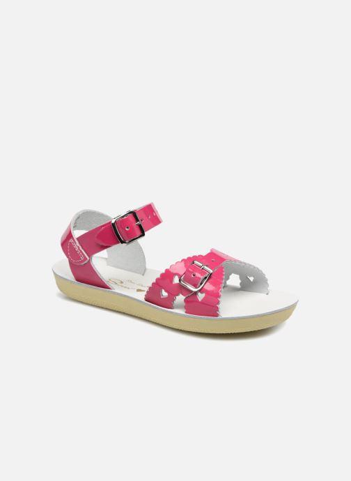 Sandales et nu-pieds Salt-Water Sweetheart Premium Rose vue détail/paire