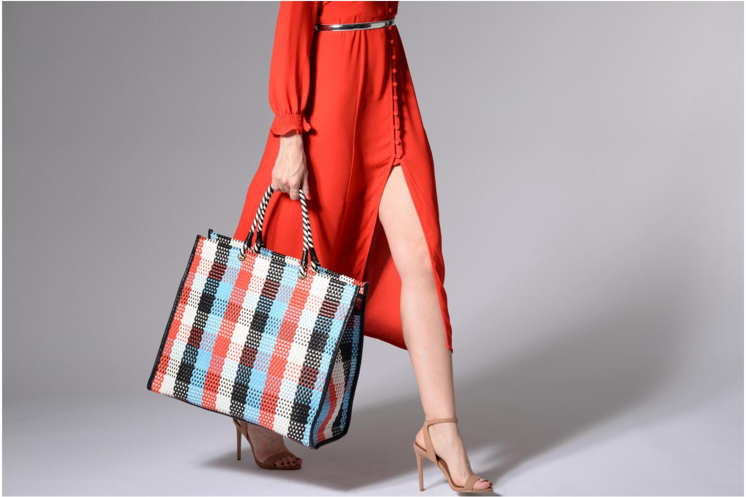 Combo3 Red Shopper Antwerp PESARO Essentiel Large American WHfxg