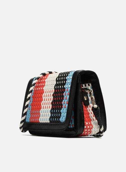 Handtaschen Essentiel Antwerp PAGLIARA Mini Shoulderbag rot schuhe getragen