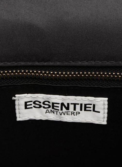 Handtaschen Essentiel Antwerp PAGLIARA Mini Shoulderbag rot ansicht von hinten